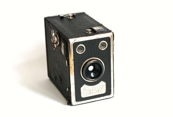 SALE 1935 German Box Camera / Balda Rollbox Camera / Vintage German Camera