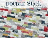 Double Stack Quilt Pattern - Instant Download PDF Pattern