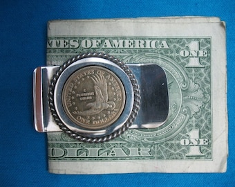 Secretaria Coin Money Clip