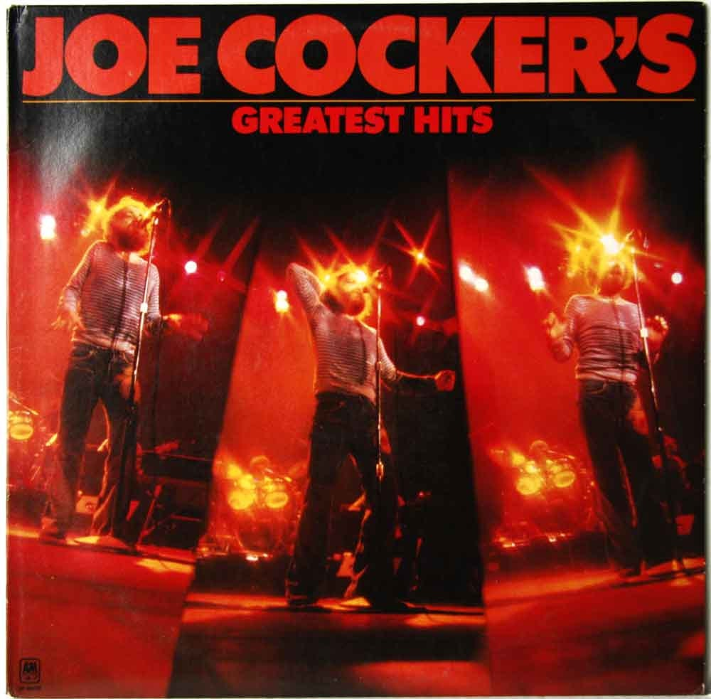joe cocker u0026 39 s greatest hits