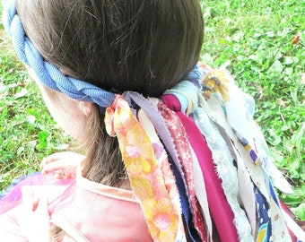 Princess Headband: Refugee-Made