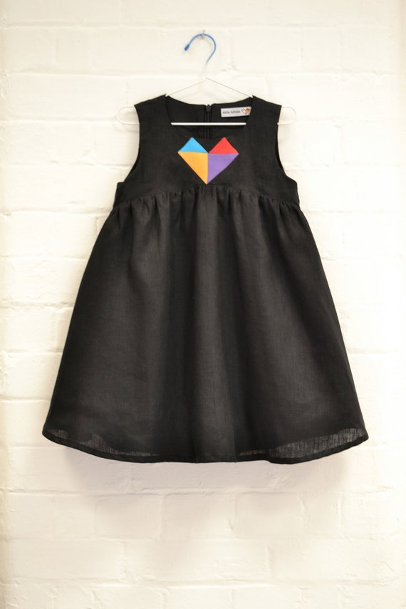 Alittle Logo Dress