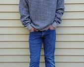 Vintage Men's Large Pendleton Sweater