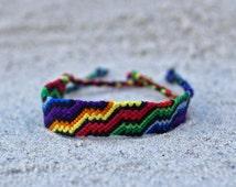 """The """"Rainbow Road"""" Pulsera"""