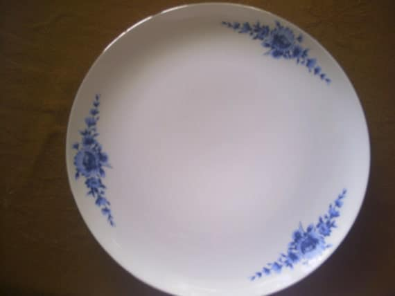 vintage eschenbach danish blue coupe china plate. Black Bedroom Furniture Sets. Home Design Ideas