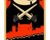 MovieCat - V for Vendetta - 8 x 10