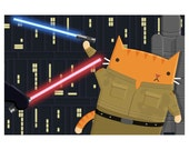 MovieCat - Star Wars - The Empire Strikes Back - 5 x 7