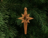 Star 3-D Christmas Ornament - Star Ornament, Christmas Star, Star of Bethlehem