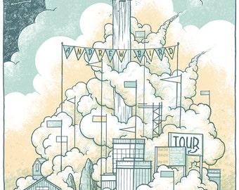 Andrew Bird Poster - Summer Tour 2012
