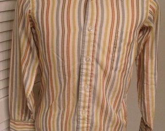 Vintage long sleeve button down shirt by Enro