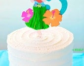 The Hula Collection - Custom Cake Topper from Mary Had a Little Party