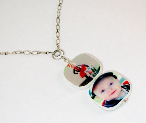 Twice as Nice Photo Pendants - P2Rx2N