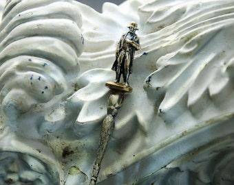 Napoleon Figural Spoon