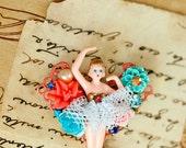 a marvelous Ballerina Brooch ON SALE
