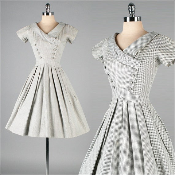 Vintage Black And White Clothes