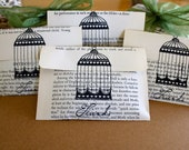 Wedding LAVENDER BIRDSEED Mix FAVORS  Lavender Bird Seed MiX Set of 10 larger quantities available