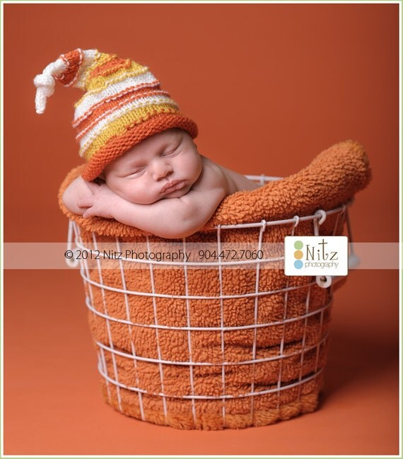 Baby Hats, Newborn Hats, Baby Boy Hats, Baby Girl Hats, Newborn Baby Hat, Knit Newborn Hat, Stripe Baby Hat, Newborn Photography Prop