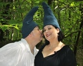 Gnome Hat - Adult size - Ready to ship - Navy Blue