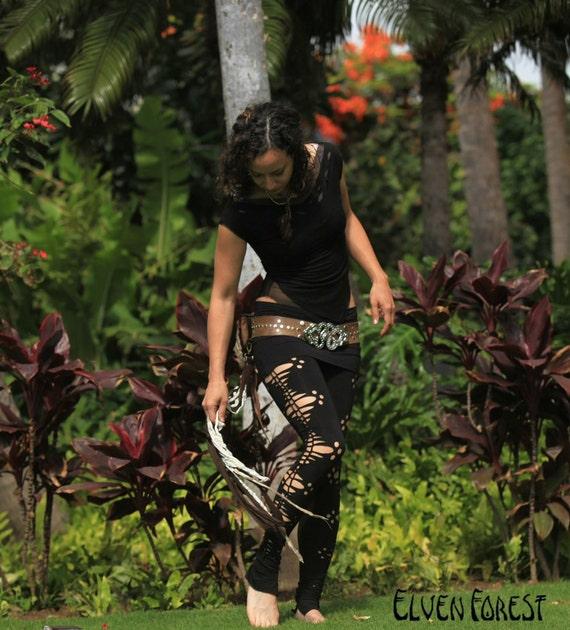 Pandora Pants with Skirt