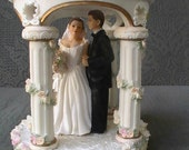 Wedding Gazebo Cake topper or wedding decor