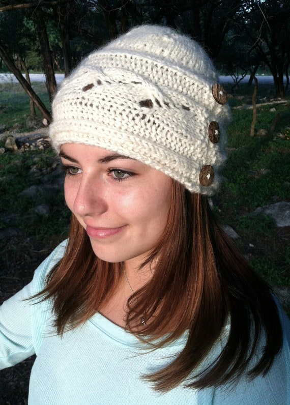 Knitted Hat Patterns For Alpaca Yarn : KNITTING PATTERNknit