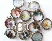 Topaz - December Gemstones to add to your glass memory locket, birthstones, birthmonth