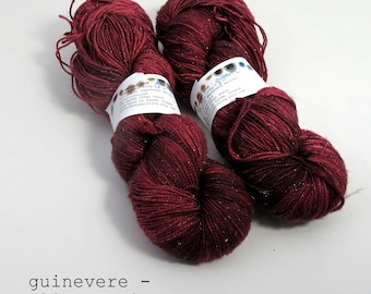 guinevere - glitterati (dyed to order)
