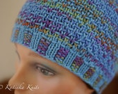 Katinka Knits' Martha's Vineyard Hat Knitting Pattern PDF