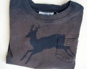 Pocket Deer Toddler Tshirt