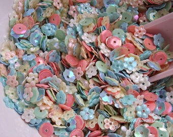Pretty Spring Sequins