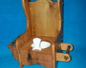 old time potty chair