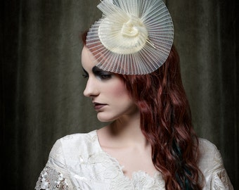 Fascinator Hat Crinoline Headpiece