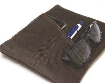 Yoga Pro 3 Case MacBook Air 11 13 Inch MacBook Cover Men's Laptop Sleeve Custom Fit Asus ux305, Dell XPS 13, Chromebooks - Brown Corduroy