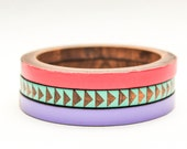 Grimes Skinny Bangle Set