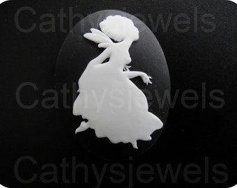 Fairy Godmother Silhouette Cameo