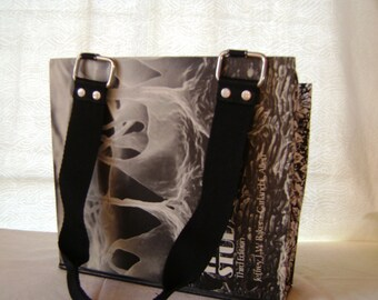 The Study of Biology......Book Purse