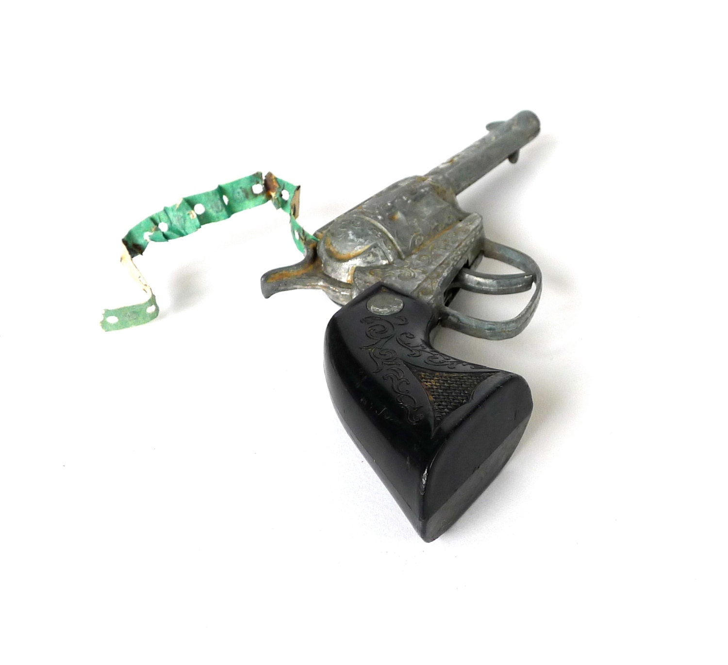 Toys For Caps : Vintage toy cap gun