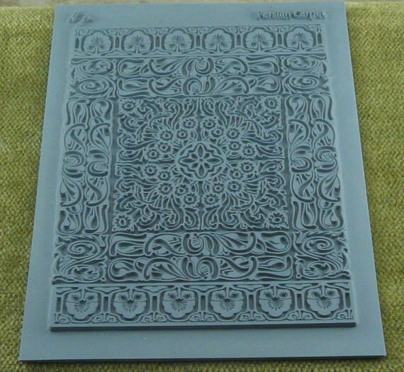 persian rug lisa pavelka intricate carpet rubber stamp for