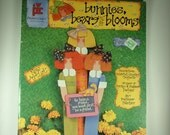 Bunnies, Bears and Blooms by Tamie Rodke.  Provo Craft book