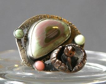 Spring Hatchling Ring