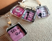 30 Baby Shower Favors - It's a Girl - Pink Baby Shower Favors for Baby Shower, Baby Sprinkle or New Mom