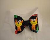 Happy Cat Bow tie