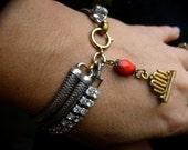 SALE Fantastic Fob bracelet