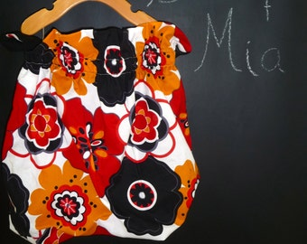 SAMPLE - Children Balloon SKIRT - Alexander Henry - Kleo - Will fit Size 6yr up to 8yr - by Boutique Mia and More - Ready To Ship