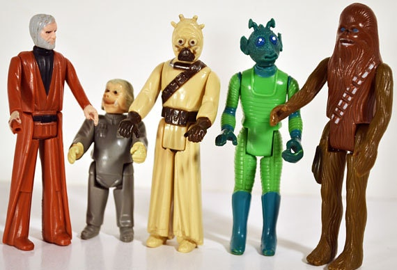 REVIEW AND PHOTO GALLERY: Star Wars Vintage Collection