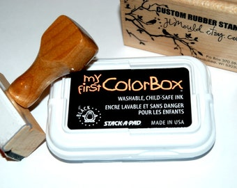 JLMould Kids Ink My First Color Box Pad - You Choose the Color