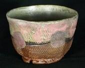 Wood fired Macha Chawan  Teabowl