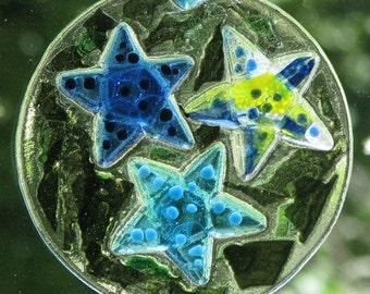 Starfish Sun Catcher Pattern