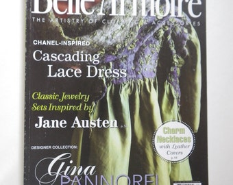 Belle Armoire Magazine May June issue 2009
