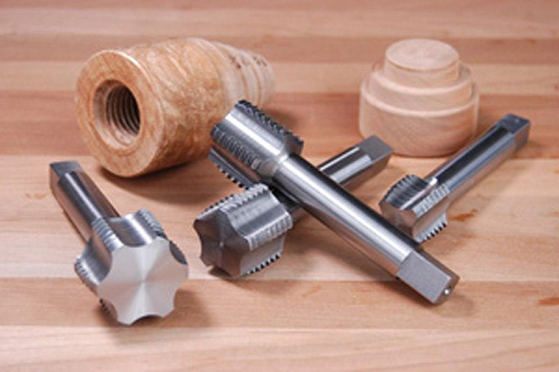 1 by 8tpi Beall Tool Lathe Spindle Tap by ShadyTreeCreations